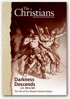 The Christians V04 - Darkness Descends