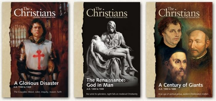 The Christians: Volumes 7 through 9